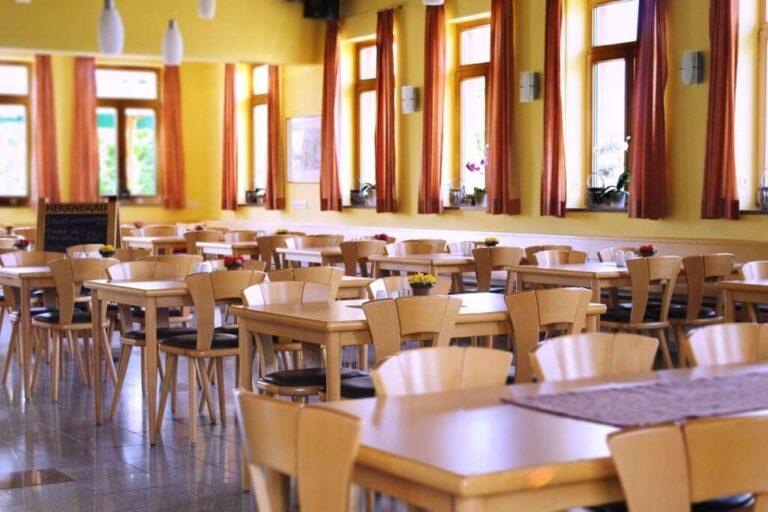 Gaststätte Saal