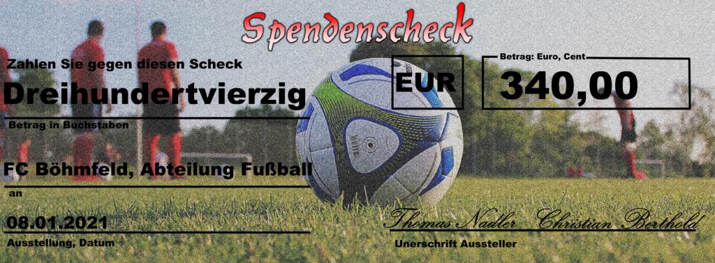 Scheck