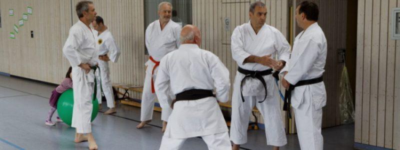 Karate Böhmfeld